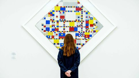 Mondrian, una viaje en rojo, azul y amarillo hacia la abstracción