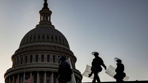 El Pentágono extiende la militarización del Capitolio hasta el 23 de mayo tras el asalto