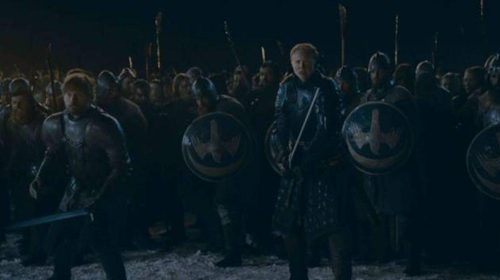 Foto: Comienza la gran batalla de 'Juego de Tronos'. (HBO)