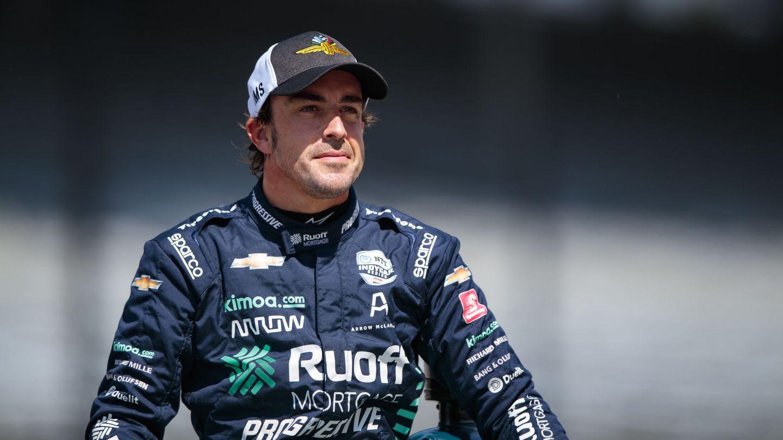 Alonso, en una imagen de archivo. (Reuters)
