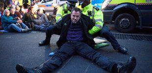 Post de Al menos 531 los detenidos durante las protestas por el clima en Londres