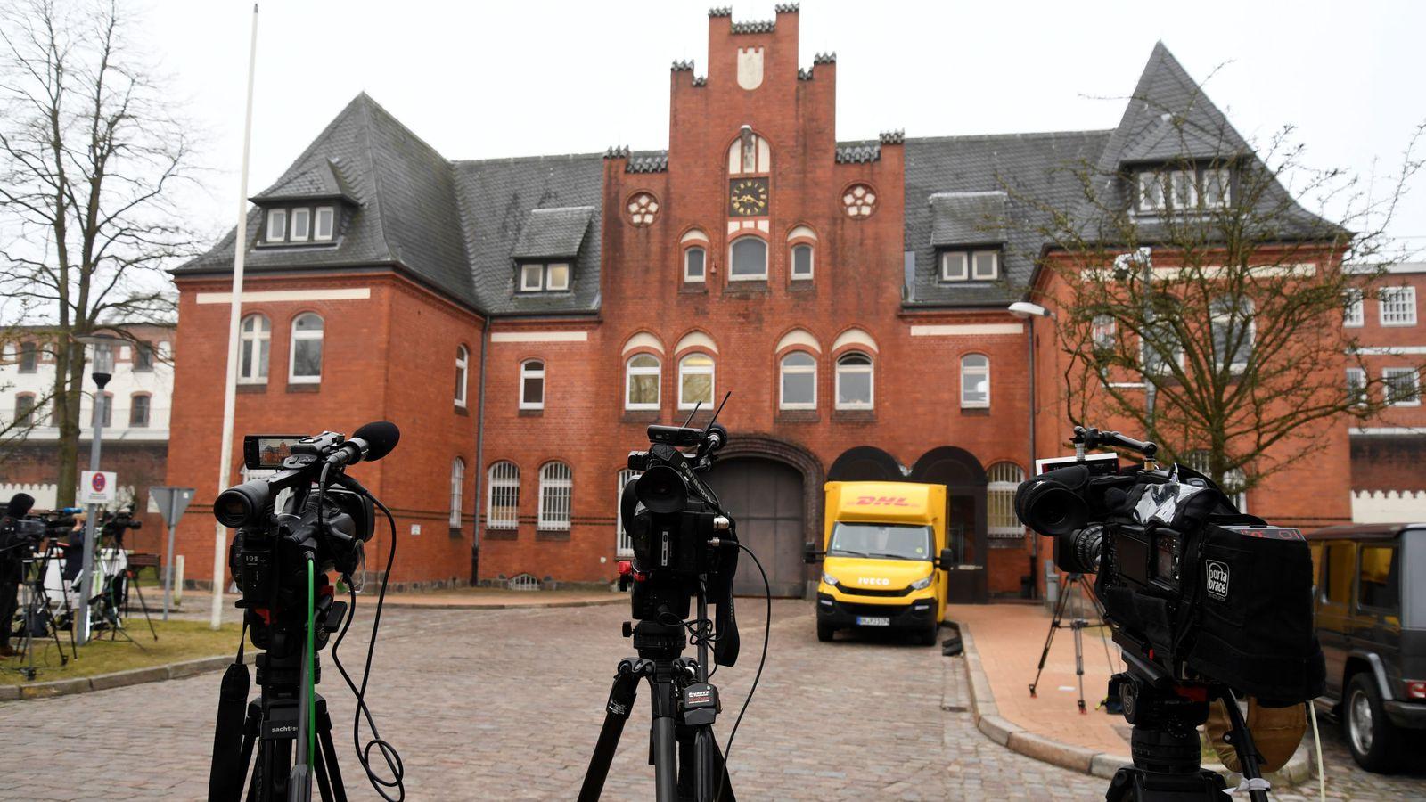 Foto: La cárcel alemana de Neumünster en la que se encuentra Puigdemont. (Reuters)
