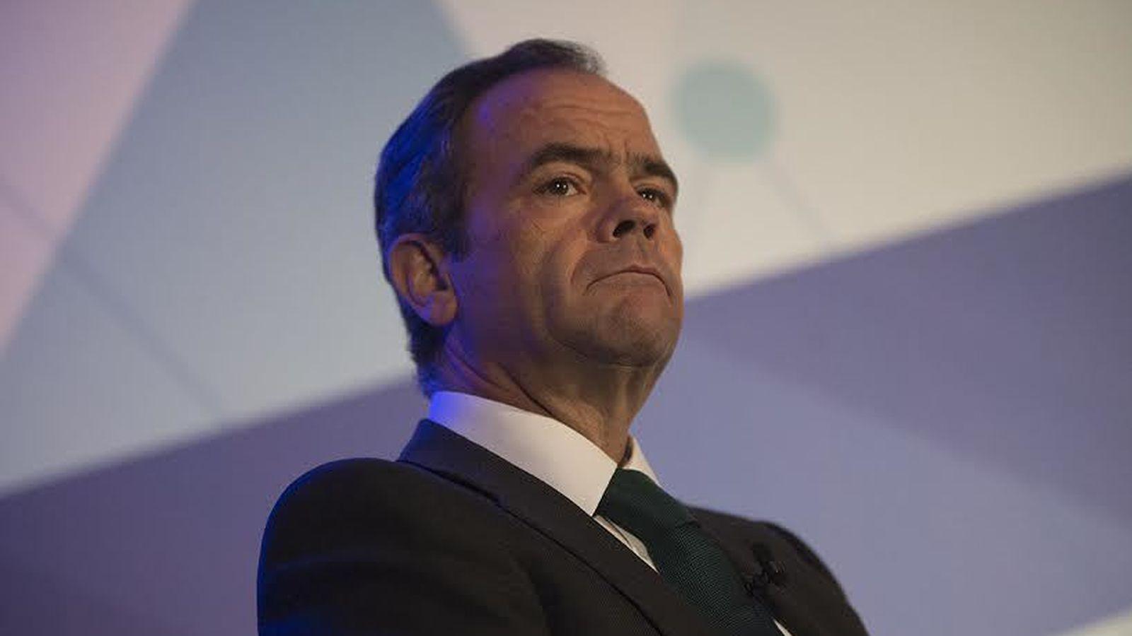 Foto: Íñigo Meirás, consejero delegado de Ferrovial