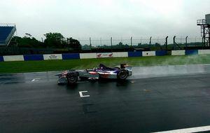 Alguersuari y García estrenan los sorprendentes Fórmula E
