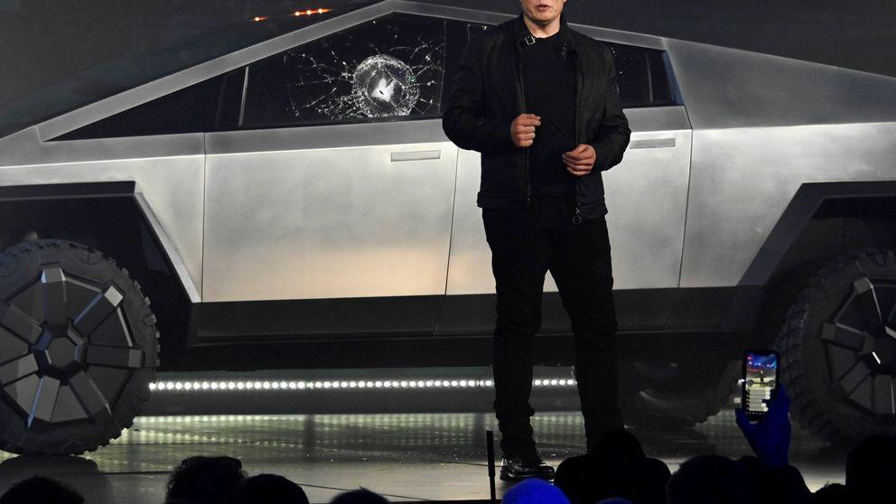No es el día de Musk: su cohete explota y Tesla se desploma tras presentar Cybertruck