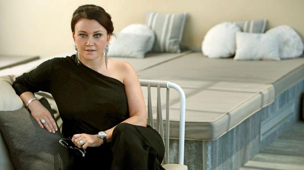 Foto: Camilla Läckberg presenta 'Una jaula de oro', su última novela. (EFE)