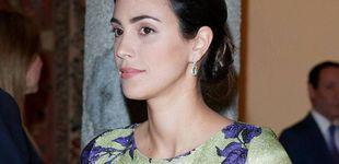 Post de Sassa de Osma se adelanta al otoño con este lookazo de boda de Carolina Herrera