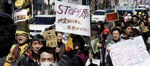 El 58% de los japoneses desaprueba la gestión de la crisis nuclear