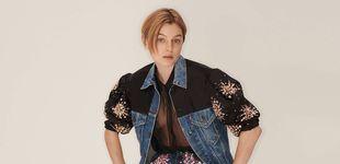 Post de Todo sobre la colección de Levi's junto a Emma Corrin y Miu Miu