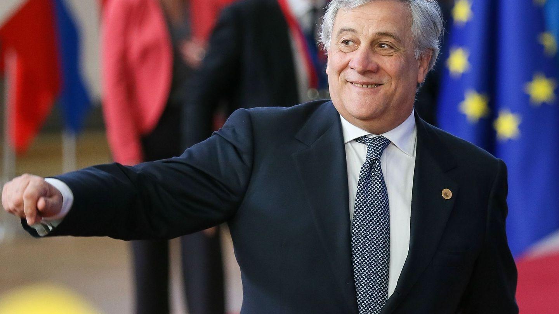Antonio Tajani. (EFE)