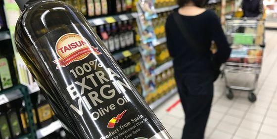 Aceites: España trae aceite sudamericano para comercializar su virgen extra en EEUU