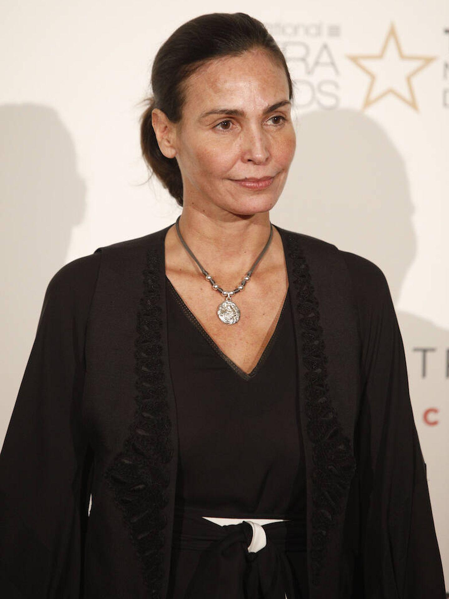 Inés Sastre. (LP)