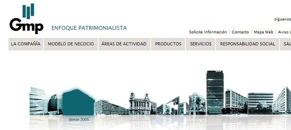 Foto: Imagen de la página web de GMP
