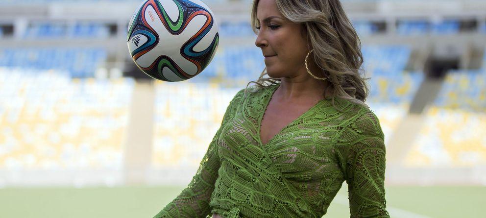 Foto: Así es Claudia Leitte, la prima de Kaká