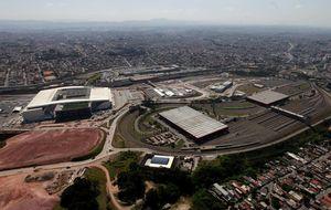 El despilfarro no es sólo español: la 'megalomanía' del nuevo Brasil