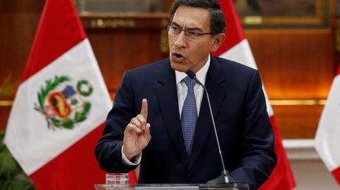 El Congreso de Perú abre la puerta para destituir al presidente Vizcarra
