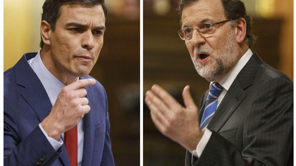 Casi la mitad de los lectores da como ganador del debate a Rajoy