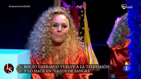 'Lazos de sangre': El consuelo de Carmen Sevilla que rompió a Rocío Carrasco