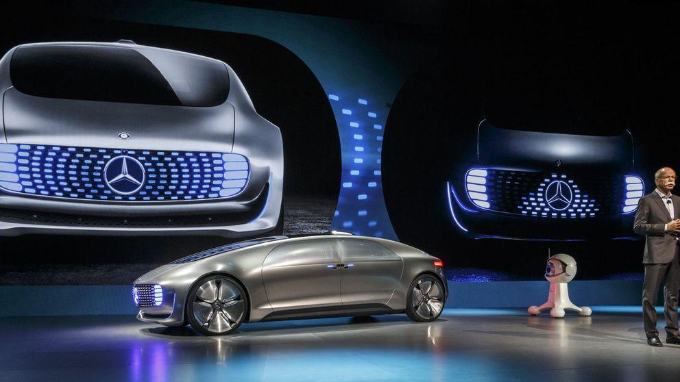 Así será el coche del futuro (según el CES 2015)