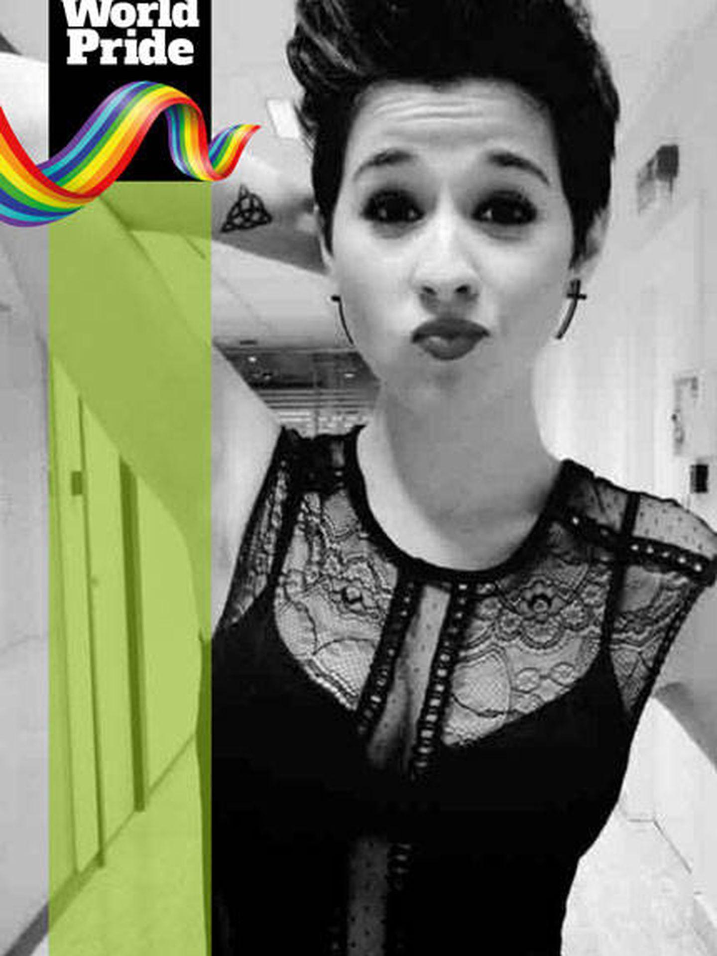 Orgullo LGTBI 2017: Alejandra Castelló.