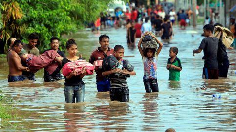 Inundaciones en la capital de Timor Oriental