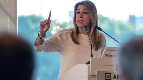 Susana Díaz comparece en el Senado
