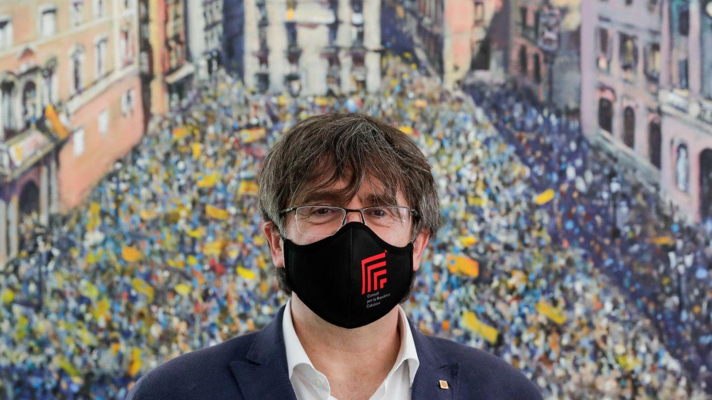 Puigdemont saca tajada del Parlament paralelo: aquel que quiera votar, ha de pagar