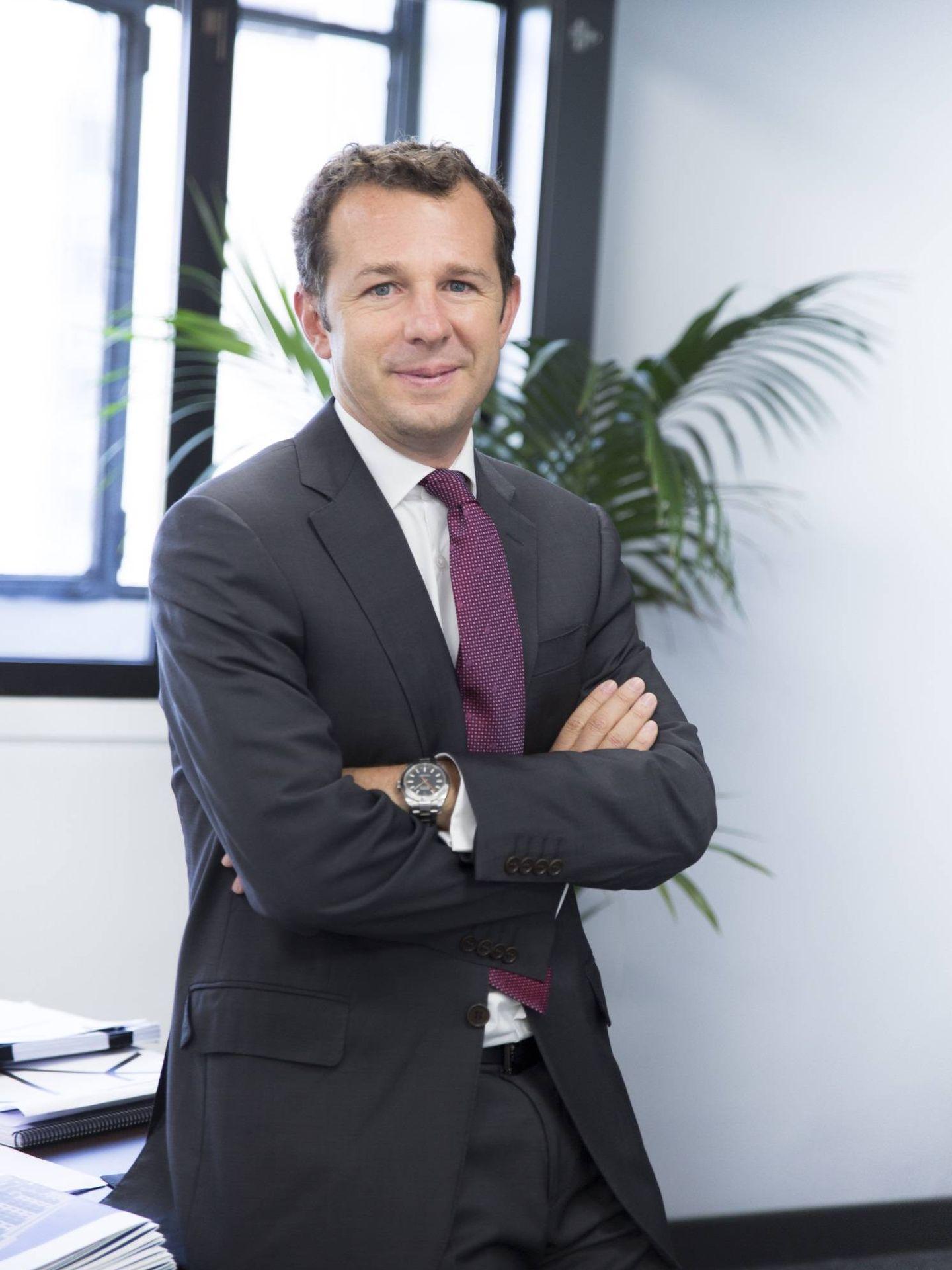 Juan Velayos, CEO de Neinor Homes.