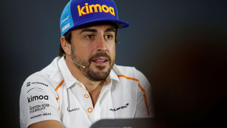 Fernando Alonso dirá adiós a la F1 este domingo. (EFE)