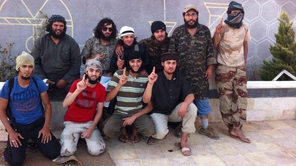 Yihadistas que sueñan con chalé y piscina en Castillejos