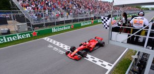 Post de El absurdo error en línea de meta que pudo provocar una tragedia en el GP de Canadá