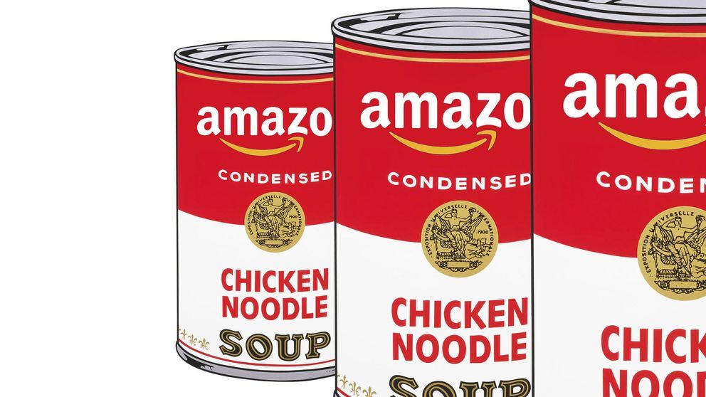 Amazon pone el negocio de Mercadona en el punto de mira