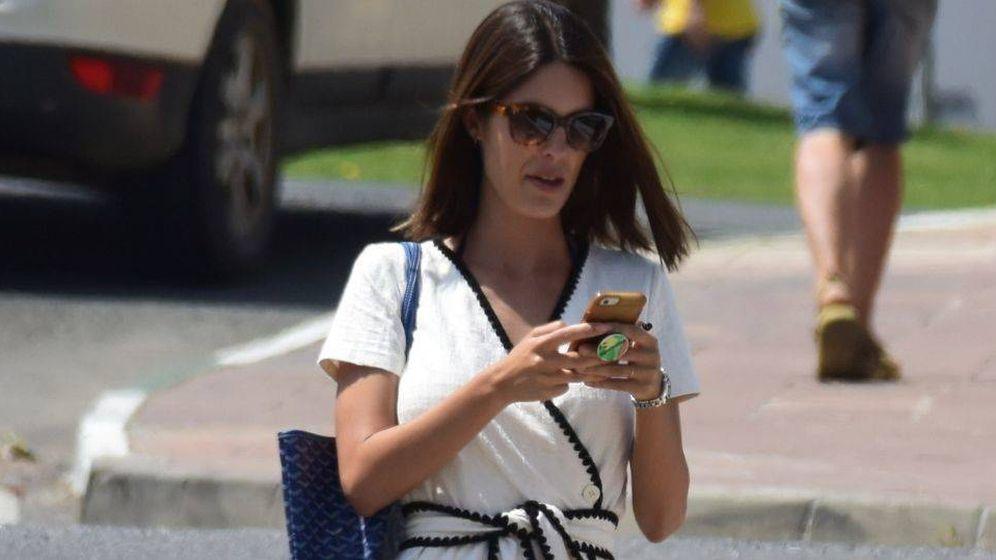 Foto: Sofía Palazuelo disfruta de sus vacaciones en Málaga. (Lagencia Grosby)