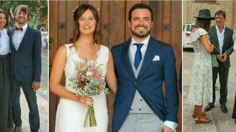 Las cinco claves que arruinaron el álbum de boda de Alberto Garzón