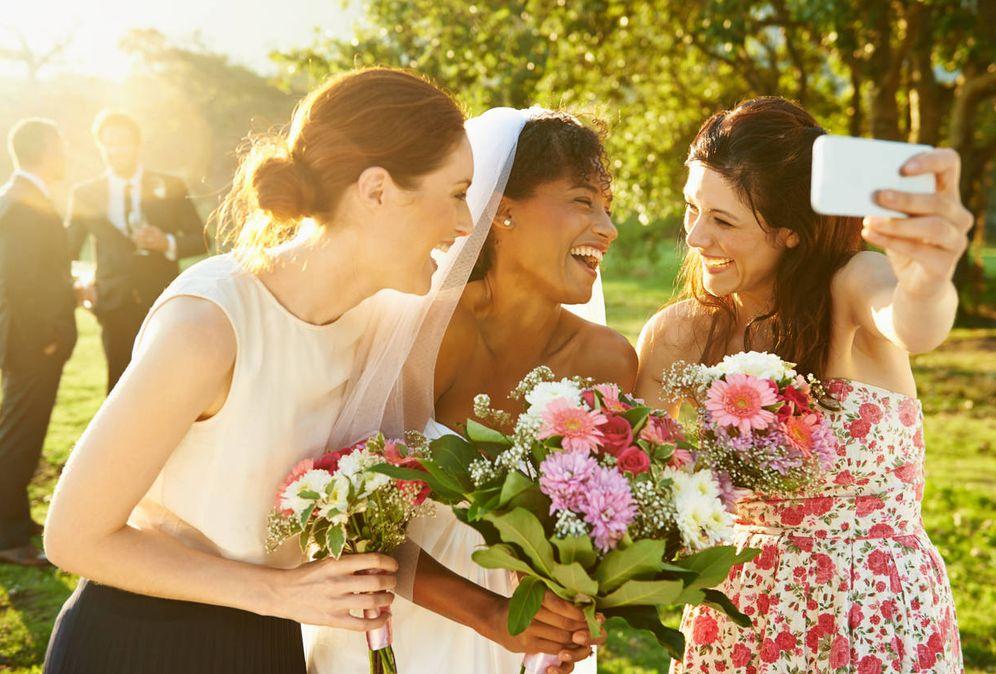 Foto: Las novias aumentan el presupuesto para las bodas. (iStock)