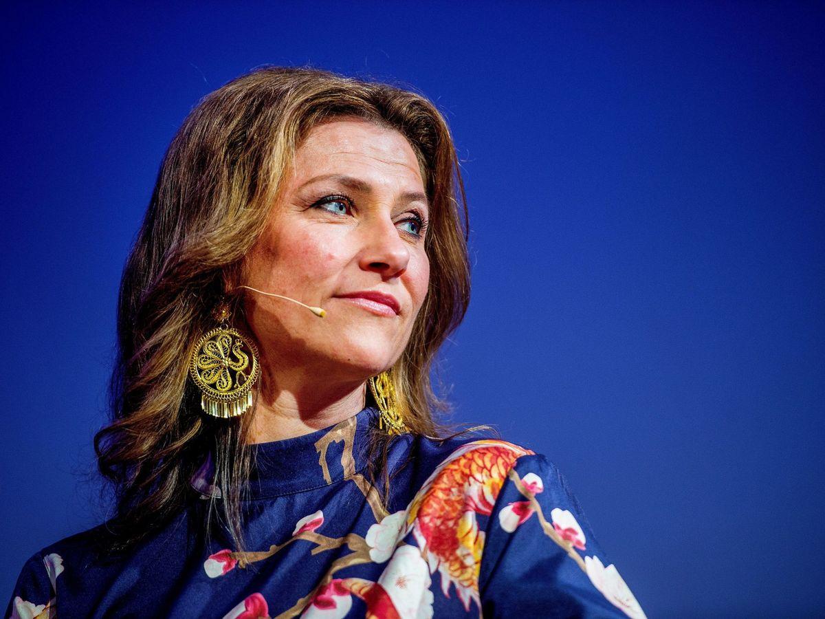 Foto: La princesa Marta Luisa, en una imagen de archivo. (EFE)