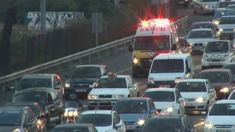 Qué hacer cuando te encuentras con una ambulancia en la carretera