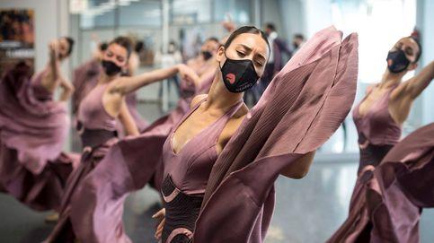 Danza y moda se fusionan y Navarra ofrece su mejor paleta de colores: el día en fotos