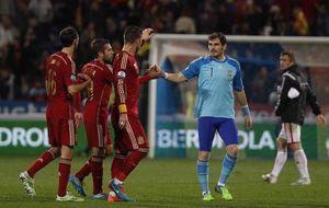 Iker matiza: El compromiso de los jugadores que no vinieron es total