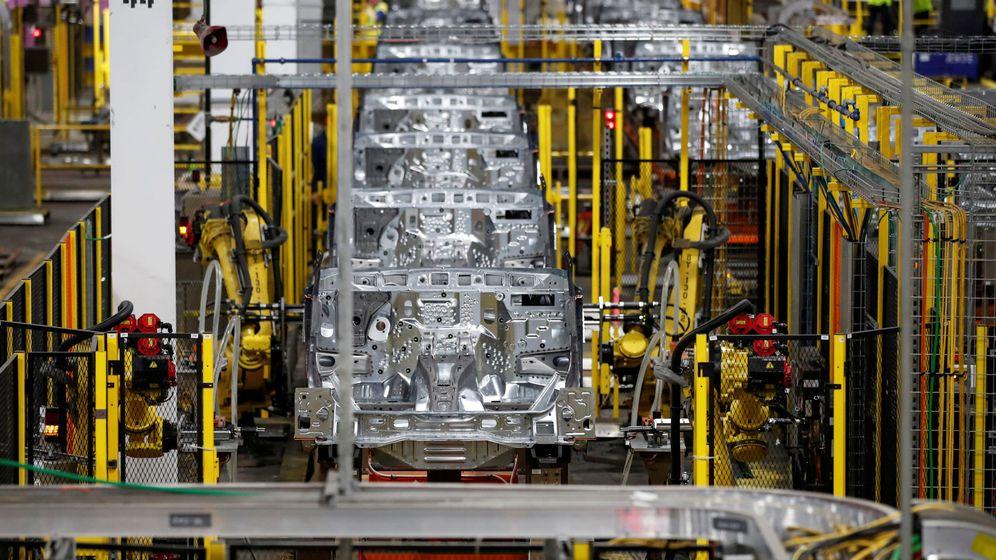 Foto: Una fábrica de Ford. (Reuters)