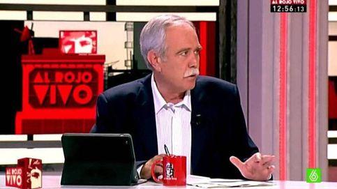 Sorpresa en 'Al rojo vivo': Antonio Perez Henares, Chani, abandona a Ferreras por coherencia y conciencia