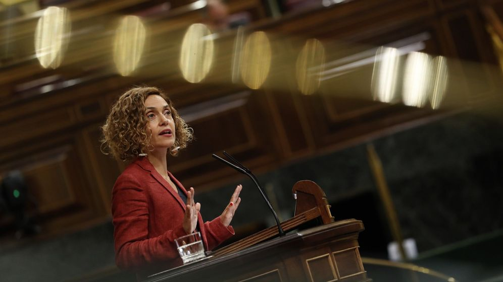 Foto: La ministra de Política Territorial y Función Pública, Meritxell Batet (Efe)