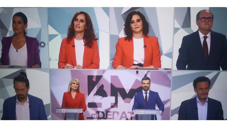 Todos los miembros del debate.