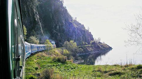 El transiberiano: el tren de la seda que recorre Rusia hasta el Lejano Oriente