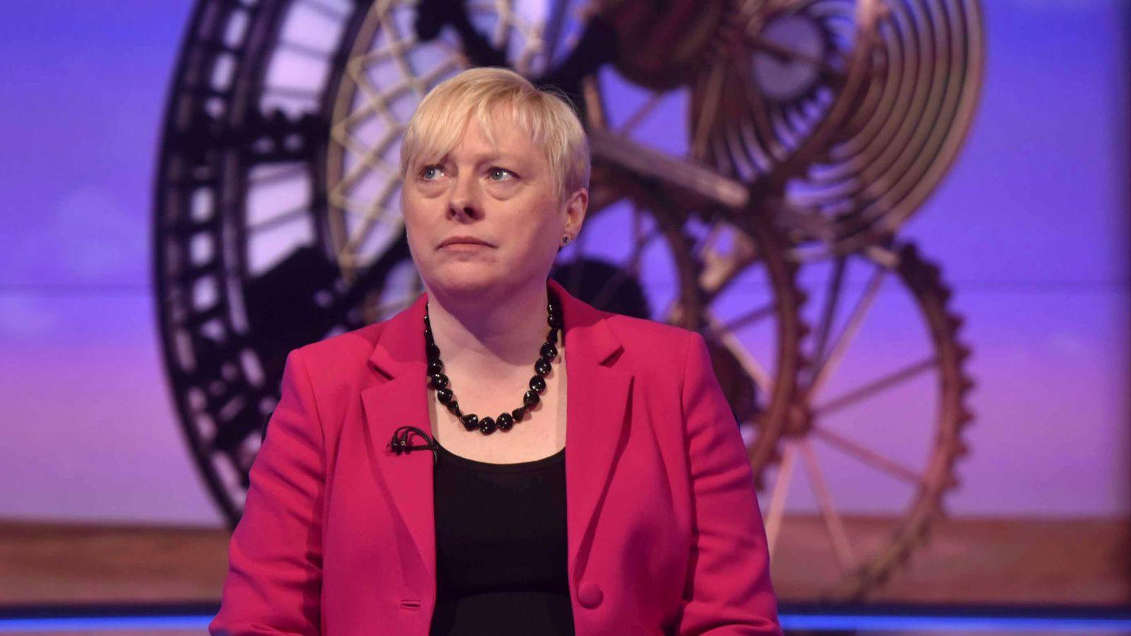Foto: La diputada laborista británica Angela Eagle presentó hoy formalmente su candidatura para liderar el partido. (Reuters)