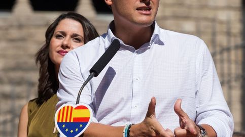 Albert Rivera, a Pedro Sánchez: Quim Torra no es un aliado, sino un rival
