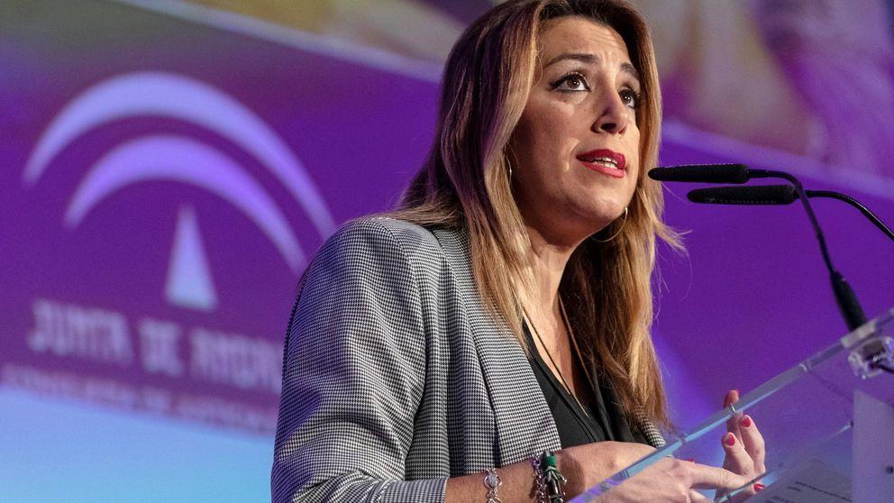 El Gobierno de Susana Díaz elevó actos jurídicos documentados hace un año