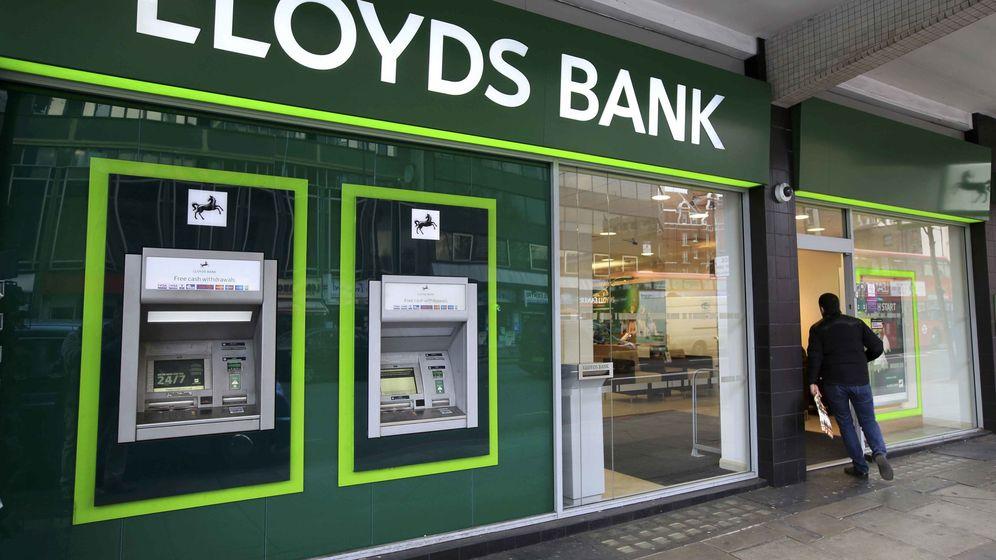Foto: Oficina de Lloyds en Londres. (Reuters)