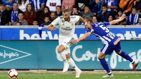 Karim Benzema se siente más que amortizado en el Real Madrid