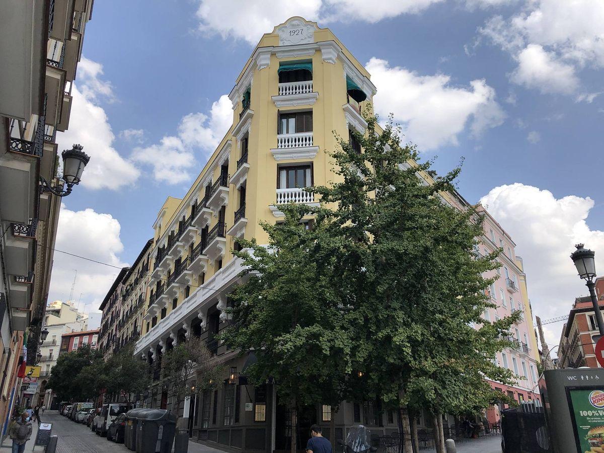 Foto: Vivienda de Almagro Capital.